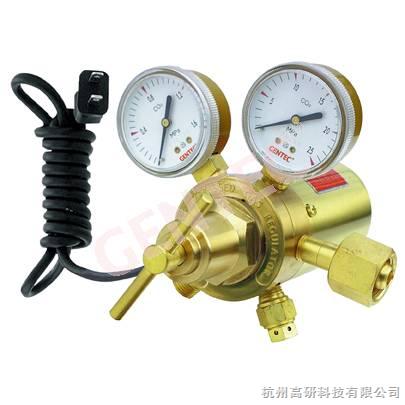 198CG系列二氧化碳减压器,气体减压器
