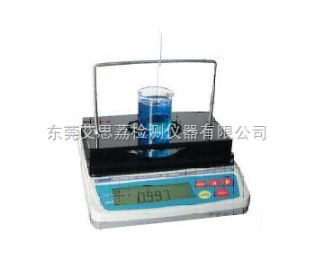高精液体比重天平测试仪