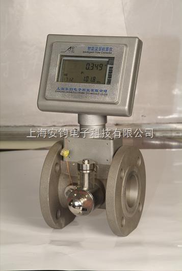 廠家生產流量計AJWG-氣體渦輪流量計