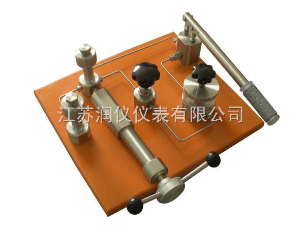 JSRY-YFT-1002Q氣體壓力校驗臺