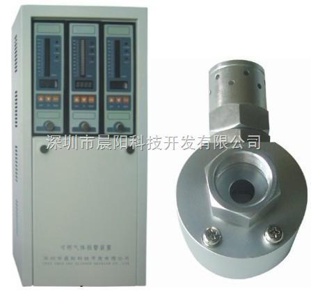 耐高温气体报警器,耐300度高温气体检测探头