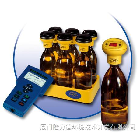 OxiTop Control 6/12-BOD快速分析儀(無汞壓差法)