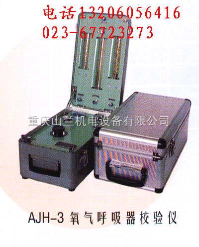 氧气呼吸器校验仪AJH-3型