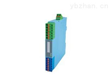 直流信号双通道隔离安全栅(集操作端和检测端于一体 二入二出)