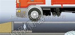 廣東一百二十噸模擬式汽車衡