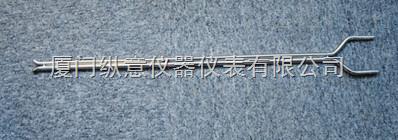 S型标准皮托管ZYS-08-2000靠背管 φ08×2000mm防堵型皮托管