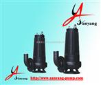 排污泵,切割式潛水排污泵,WQK移動式排污泵