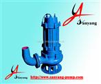排污泵,潛水式無堵塞排污泵,潛水式單級單吸排污泵