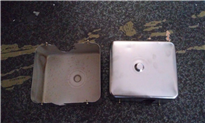 瓦斯继电器防雨罩(不锈钢)