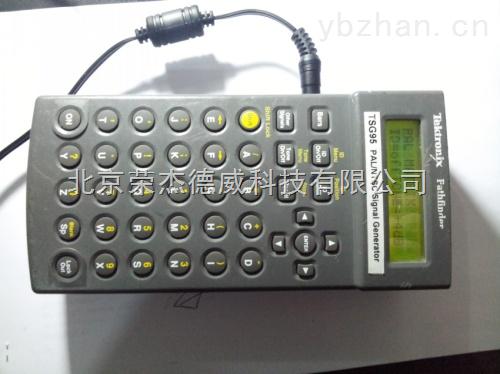 泰克TSG95手持信號發生器