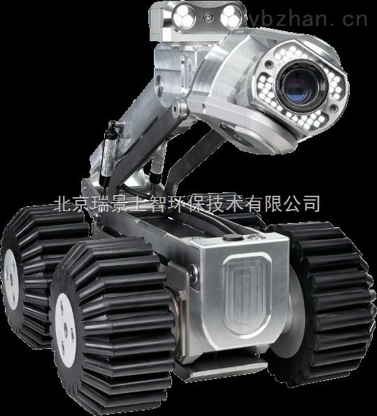 CCTV管道检测机器人——ROVION®腾飞