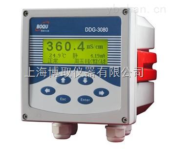 供应内蒙古/陕西DDG-3080型中文工业电导率仪