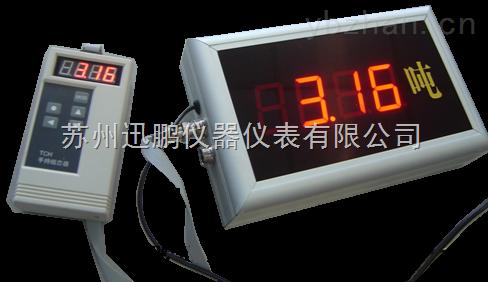 苏州迅鹏SPB-DP通用称重大屏幕显示器