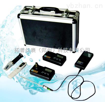 北京便携式五合一多参数水质分析仪最新报价