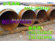 高密度聚乙烯管施工工艺,直埋式聚氨酯保温管抗压性