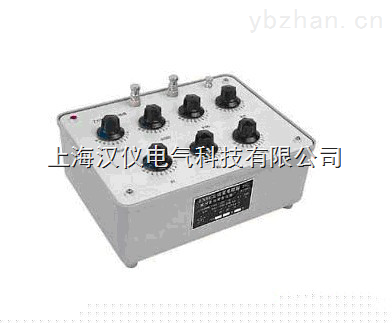 旋转式交直流电阻箱
