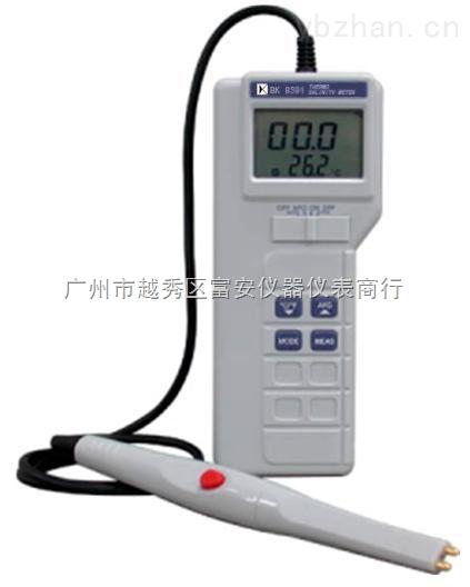 台湾贝克莱斯BK8391数字式盐度计