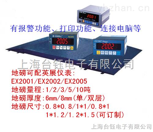 带打印电子秤  可以打印地磅价格  EX2002(仪表)地磅昆山代理商