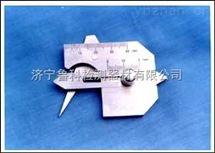 HJC-40B焊件检验尺 焊缝检测尺