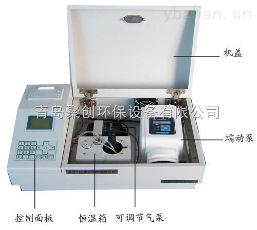 聚創50A型BOD快速測定儀|BOD速測儀|BOD快速分析儀