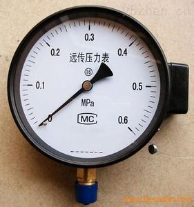 YTZ-150-電位器式遠傳壓力表