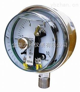 yx-60-电接点压力表接线图