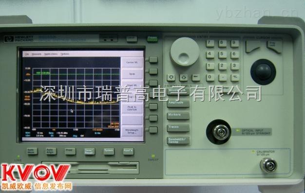 86145B 光谱分析仪