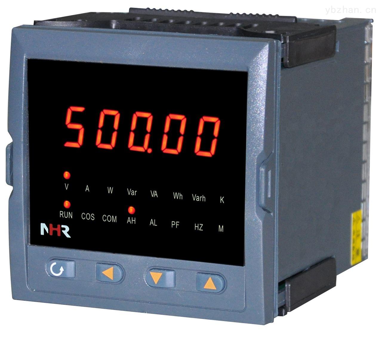 交流电压/电流表为新 一代可编程智能仪表,它采用大规模集成电路