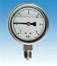 YN-150B不锈钢耐震压力表