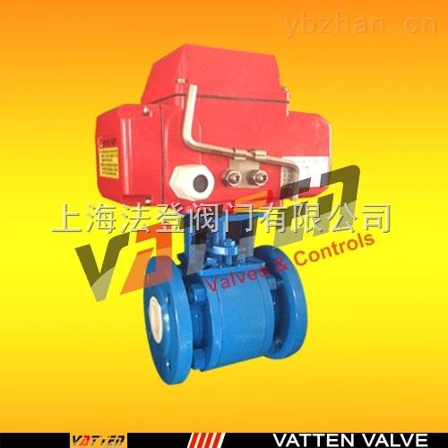 Q941TC-16P 德國電動不銹鋼陶瓷球閥