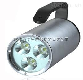 B-RJW7101手提式防爆探照灯