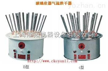 玻璃仪器气流烘干器12孔,