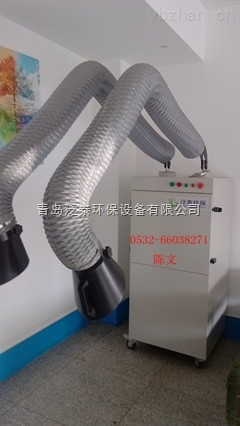郑州电焊烟雾净化器,移动式焊烟净化器