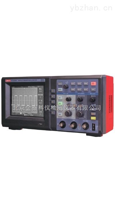数字存储示波器UTD2202B厂家北京金泰科仪批发零售