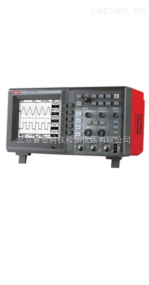 数字存储示波器UTD2025B原理北京金泰科仪批发零售