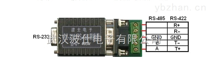 485k rs-232/rs-485/rs-422转换器