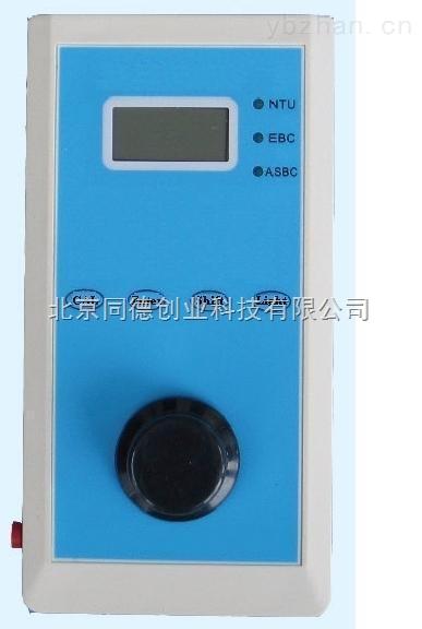 便携式数显浊度仪/浊度检测仪/便携式浊度分析仪