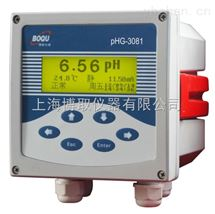 PHG-3081F生物发酵PH计生产厂家|侧壁安装卫生型高温PH计