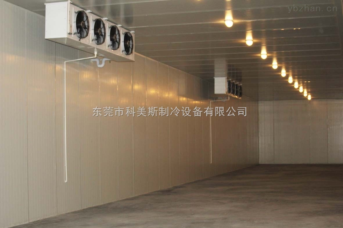 科美斯公司专业冷库设计安装大型果蔬保鲜库