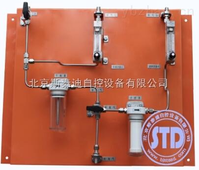 STD-10A型盘式预处理装置
