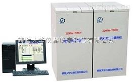 ZDHW-7000Y-ZDHW-7000Y型立式双控微机全自动量热仪