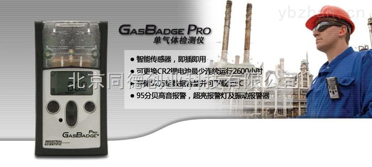 便攜式硫化氫氣體檢測儀/GasBadge® Pro H2S