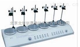 HG23-HJ-6-多头磁力加热搅拌器