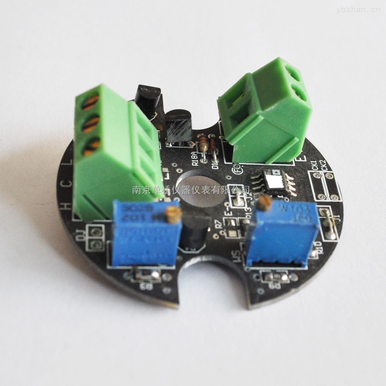 磁翻柱液位變送器電路板