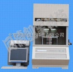 橡膠硫化儀/橡膠無轉子硫化儀/TD-RC2000E