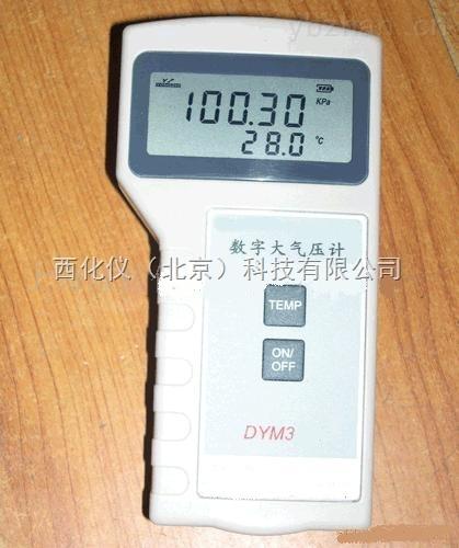 便携式气压计60~106KPa 精度0.5% 型号:XA24-DYM3-01库号:M301105