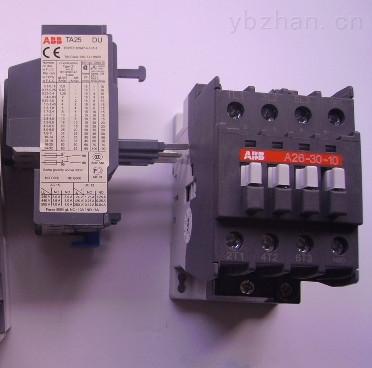ABB N22E接触器式中间继电器 ABB系列接触器适用于建筑业和工业领域,如:电机控制、保暖和通风、空调、水泵、提升设备、照明和校正功率因数等。ABB接触器的规格包括4和5.5KW的微型接触器、高达400kW的接触器组(AC3),建筑用接触器(家用和工业用),拍合式接触器,热过载继电器和电子继电器,以及完整的附件,确保选择灵活性和满足客户需求。 ABB系列接触器主要应用在钢铁工业,如:牵引机、电解和起重设备,电流从63A至5000A。产品概述R系列接触器在一个主框架上构造,支持电磁特性、主极和辅助触头。