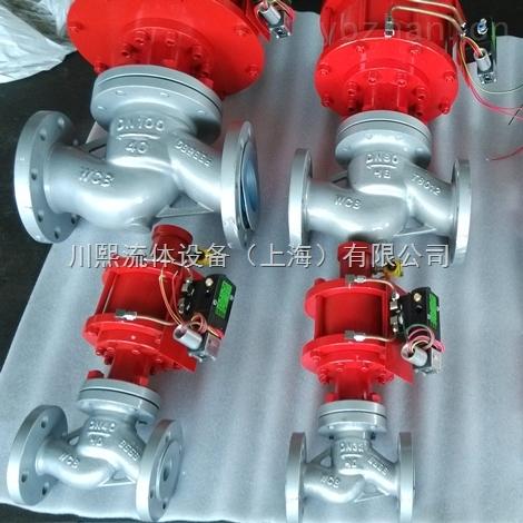 过氢气用气动程控阀|PSA程控阀