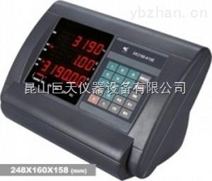 XK3190-A15+E-電子平臺秤專用稱重顯示器表頭在昆山哪里可以買