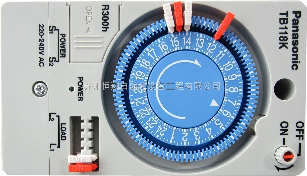 松下定时开关定时器时控钟控开关厂家热销小区路灯